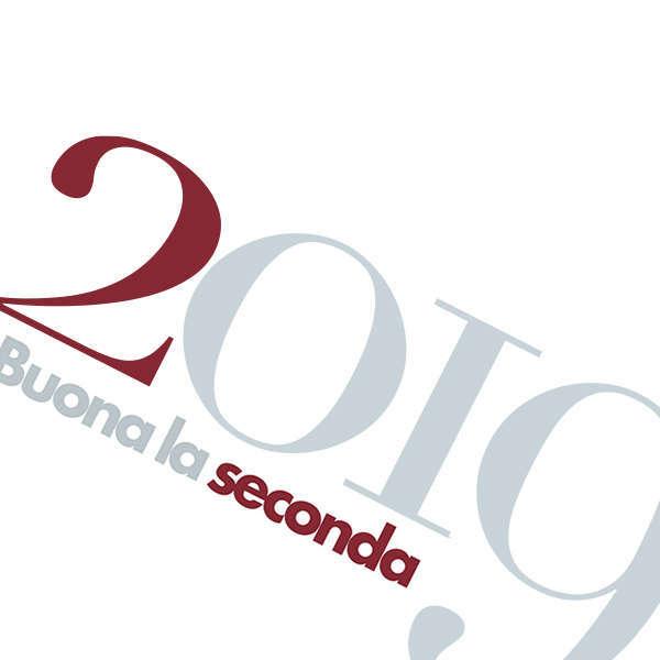 Arti Grafiche Pisano - Copertina calendario 2019