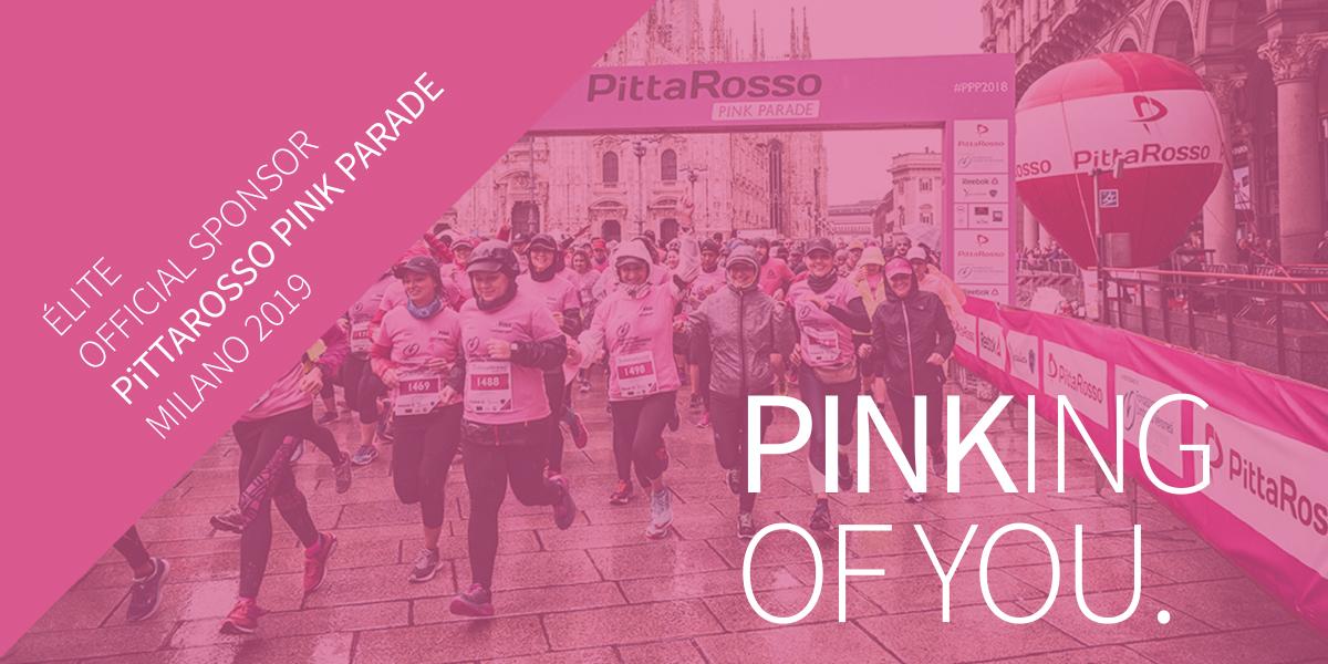 Élite odontoiatrica Milano evento Pittarosso Pink Parade 2019