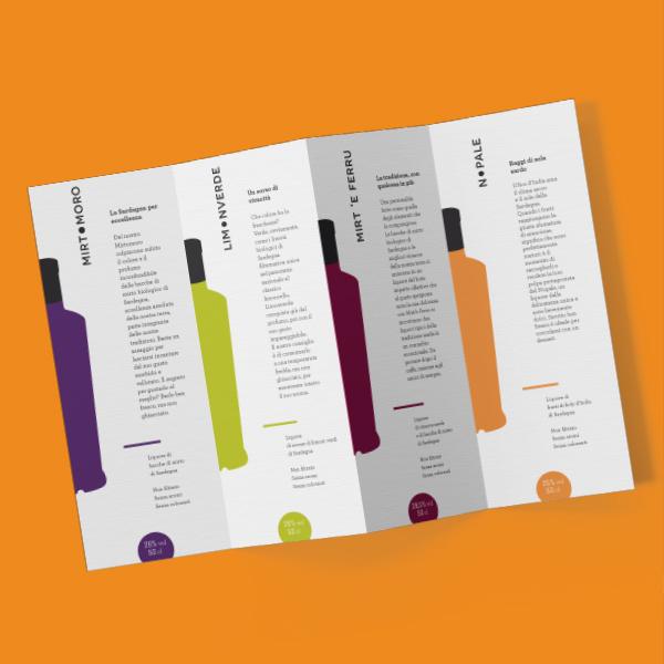 Sulky Liquori Artigianali brochure