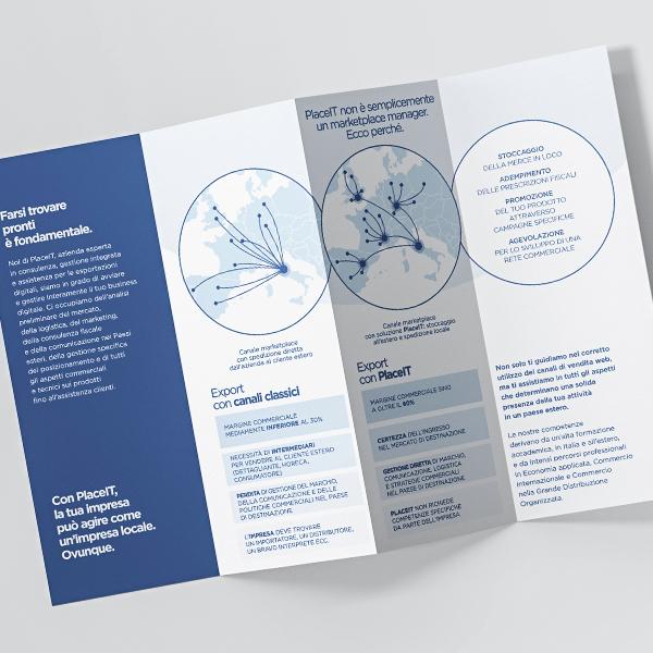 PlaceIT brochure aziendale