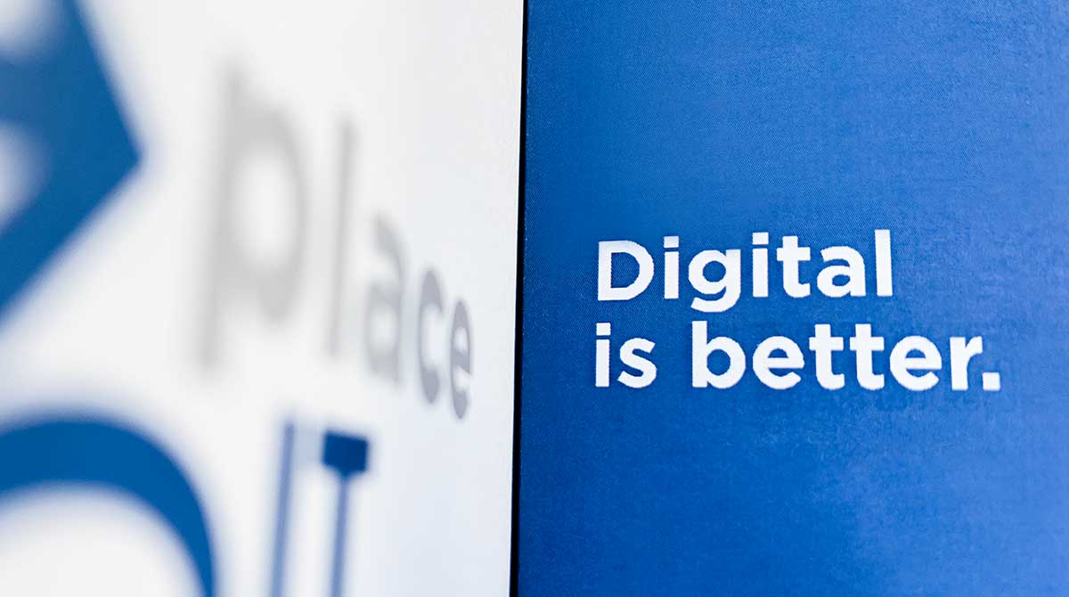 PlaceIT Digital is better